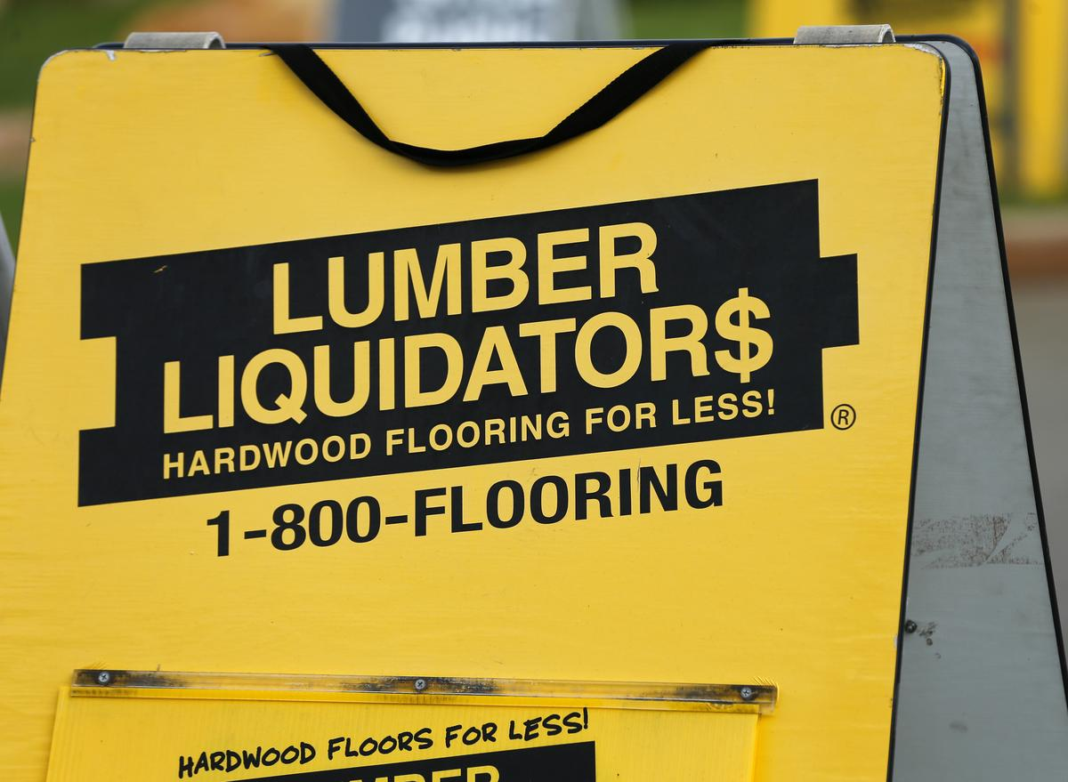 Lumber Liquidators To Pay Regulators 33 Million In