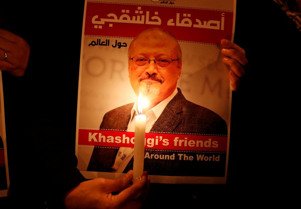 Saudi official says kingdom pursuing justice in Khashoggi murder