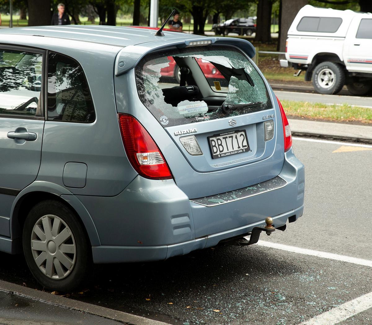 Trump condemns New Zealand mosque attack as 'horrible massacre'