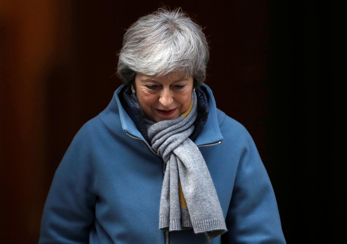 May could win backing of Northern Irish kingmakers in third Brexit vote: report