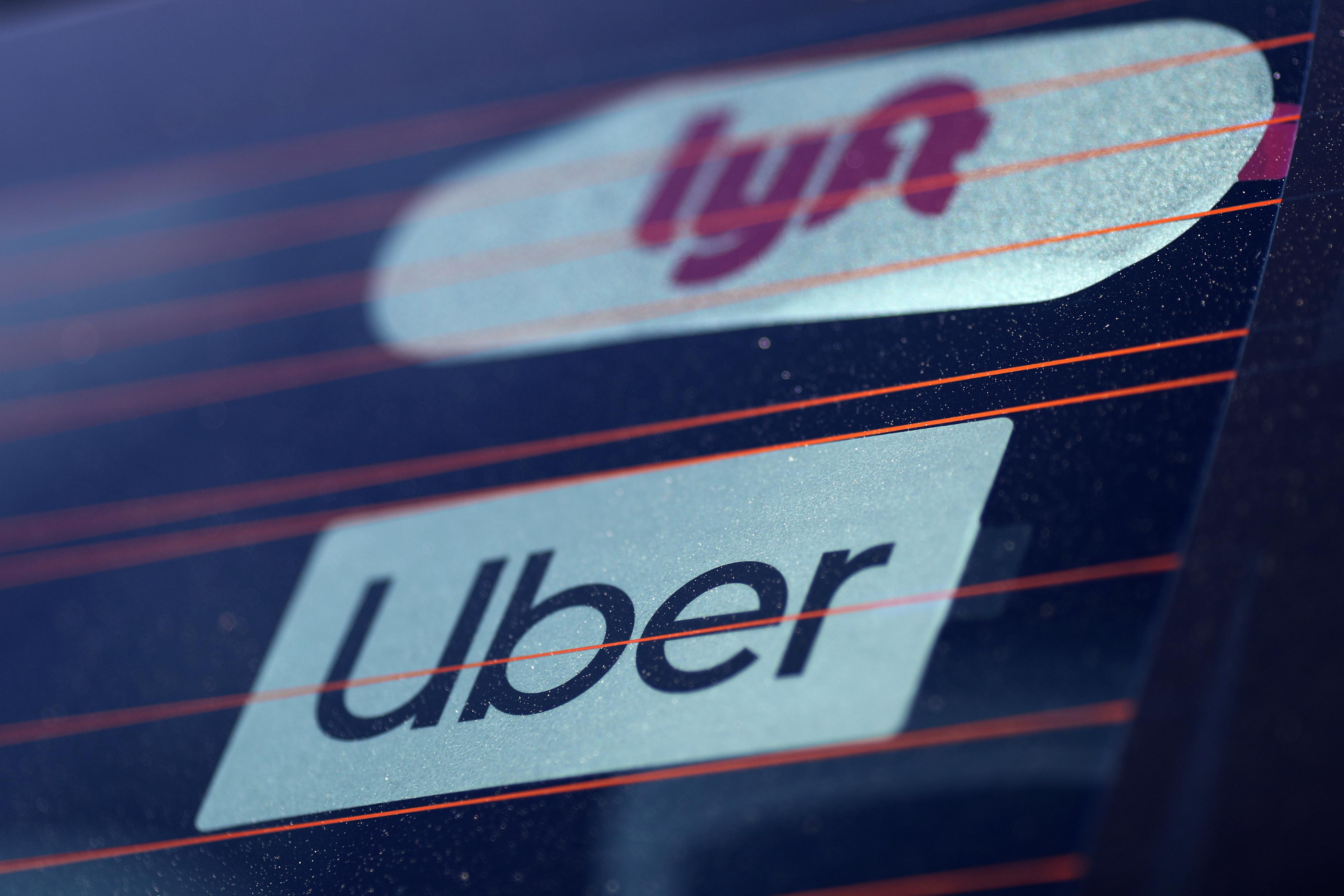 b29b9d725356 In market debut, Lyft counters Uber with 'nice guy' image - Reuters