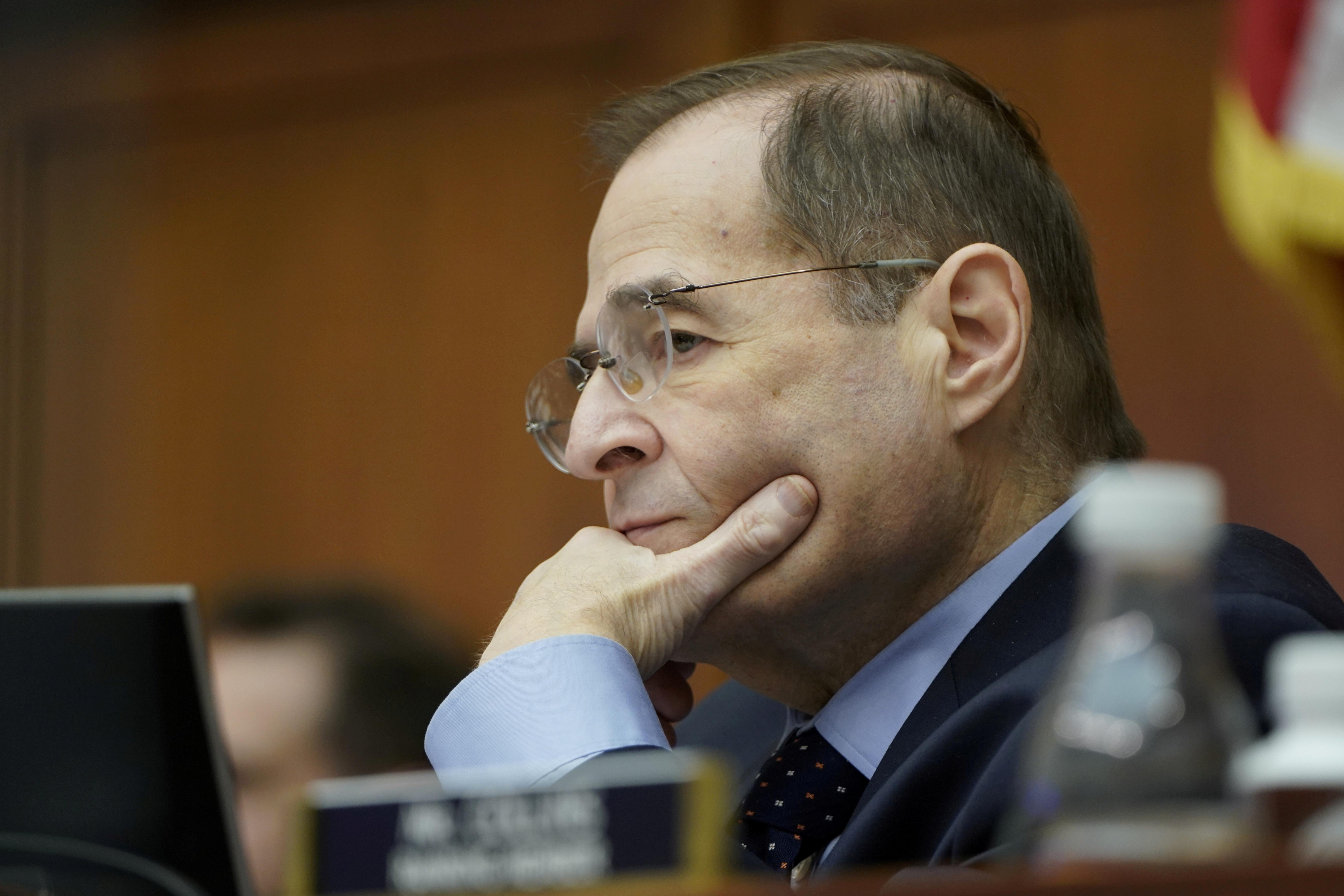 U.S. House Judiciary Committee poised to subpoena full Mueller report