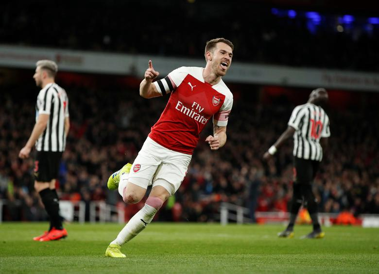 Arsenal Climb To Third With Victory Over Newcastle Reuters Com