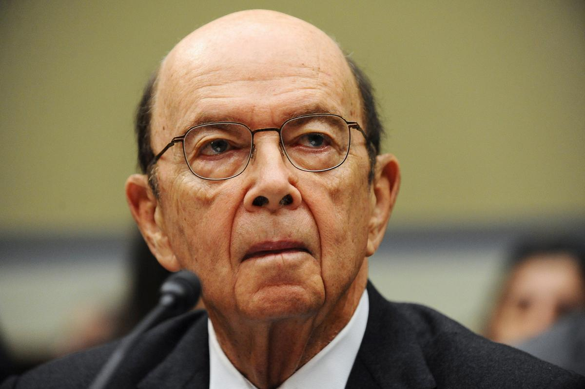 Wilbur Ross refuses to testify on U.S. Commerce Department's 2020 budget
