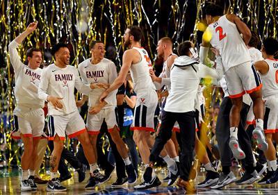 Virginia beats Texas to win NCAA title