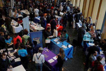 U.S. weekly jobless claims post biggest rise in 19 months
