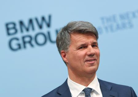 BMW CEO rules out taking Daimler stake as part of deeper alliance