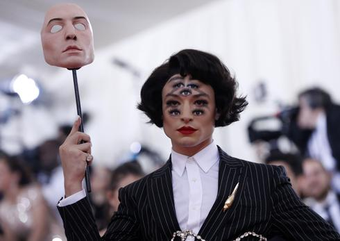 Over-the-top at the Met Gala