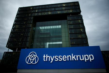 Exclusive: Thyssenkrupp to consider partial listing of elevators business, abandons split