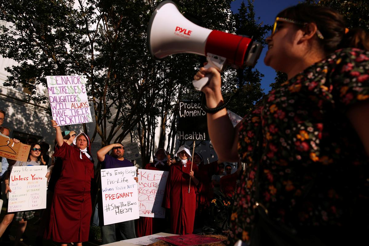 photo image Corporations, events face boycott threats over U.S. abortion laws