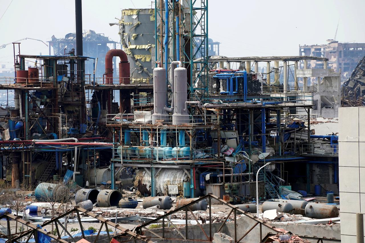 Global chemical firms urged to source responsibly after lethal China