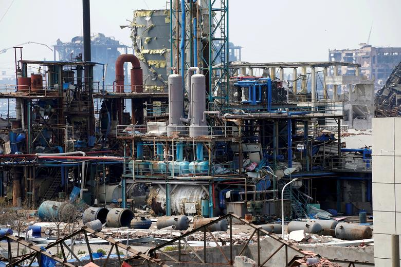 Global chemical firms urged to source responsibly after