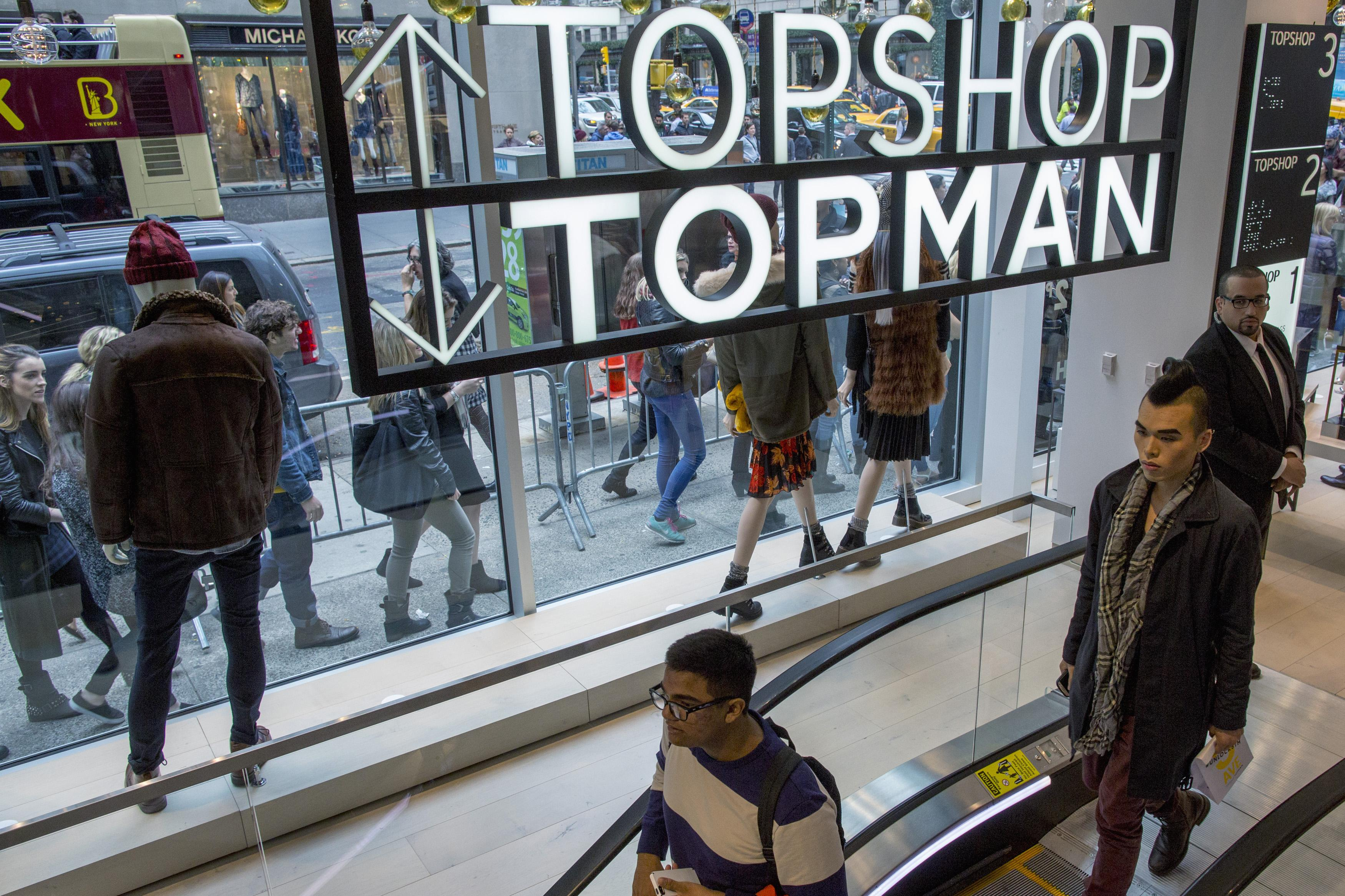 Philip Green's Arcadia to close UK stores, review U.S. in restructuring