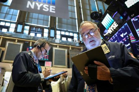 Wall St. slump continues on U.S.-China trade uncertainty