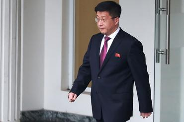 5a27ecf47f56 Supposedly executed former North Korean nuclear envoy is alive: CNN