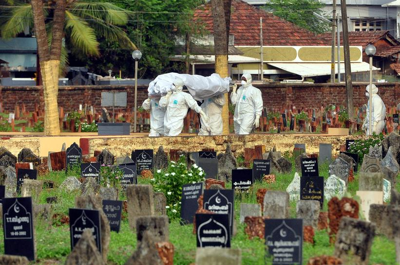 Nipah virus resurfaces in India's Kerala after killing 17 last year