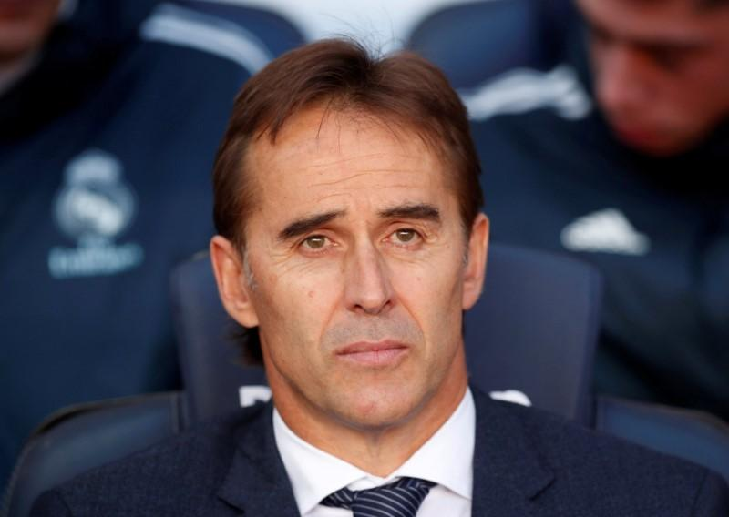 Former Spain, Real Madrid coach Lopetegui appointed by Sevilla
