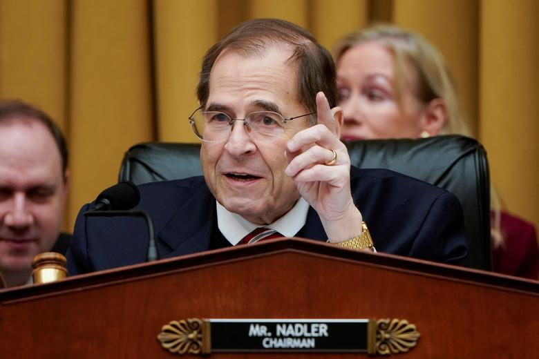 WATCH: Democratic Rep. Jerry Nadler Says 'God's Will is No Concern of This Congress' After Republican Rep. Greg Steube Warns Equality Act is 'a Clear Rejection of God'