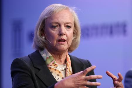 Meg Whitman said she was happy to throw HP predecessor 'under the bus' over Autonomy deal