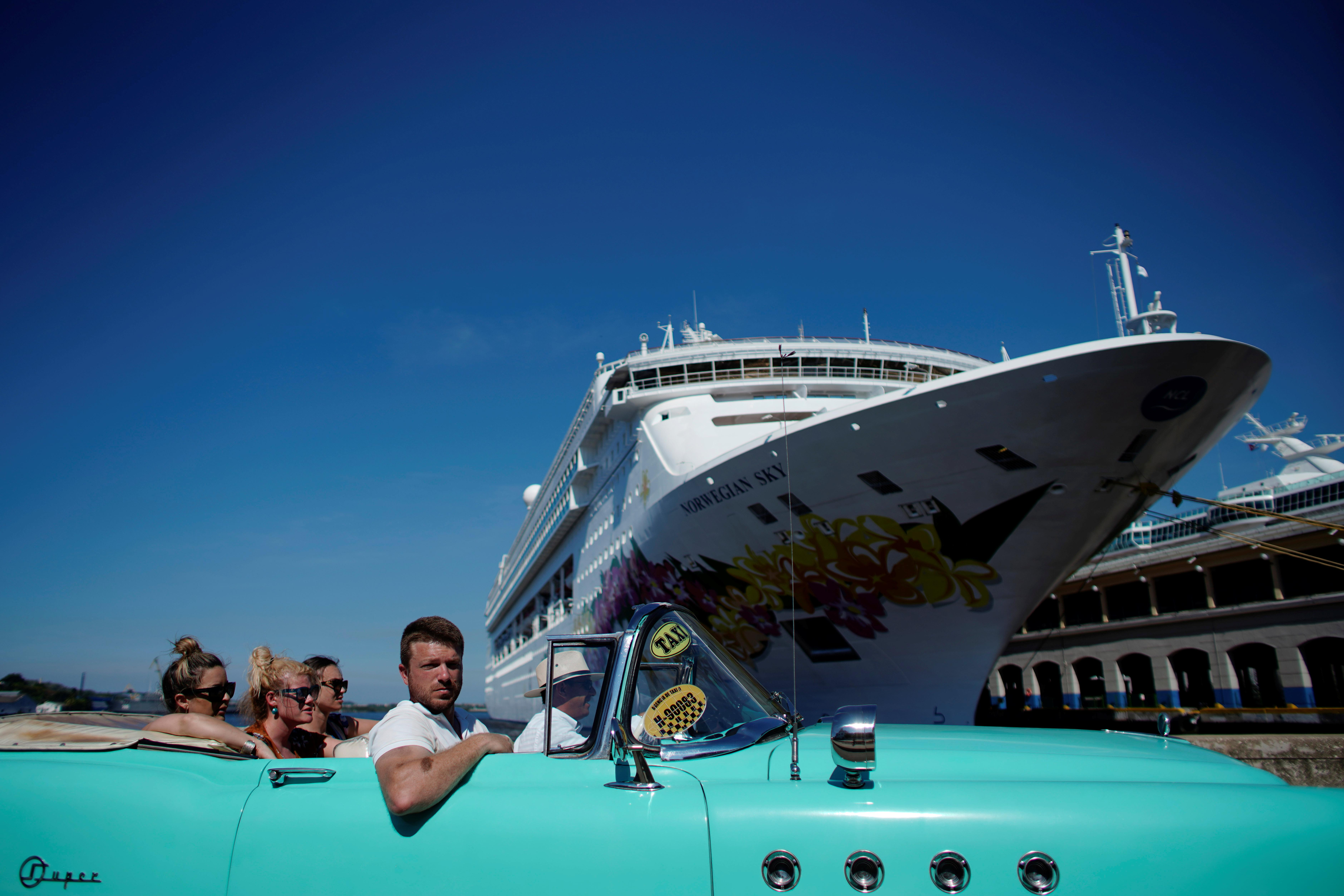 U.S. cruise operators to stop sailing to Cuba; travelers vent anger online