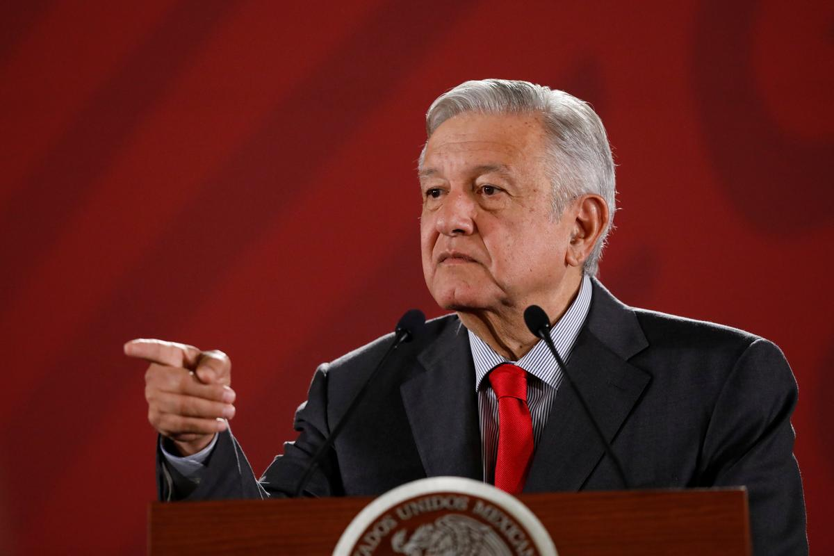 Mexican president hopes for deal with U.S. on migration on Thursday