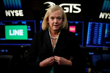 Former HP boss Whitman says 'not protecting herself' in Autonomy fraud allegation
