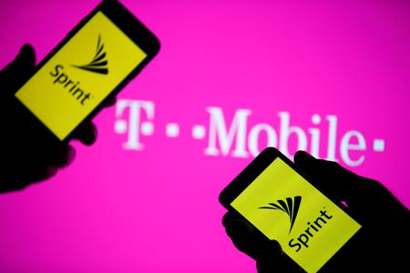State attorneys general in U.S. file lawsuit to stop Sprint-T-Mobile deal