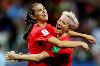 USA's record rout of Thailand at Women's World Cup