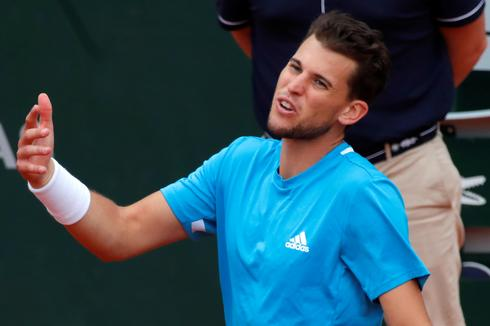 Thiem seeks to end Serena row with mixed doubles offer