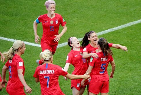 U.S. World Cup goal celebrations polarise opinion