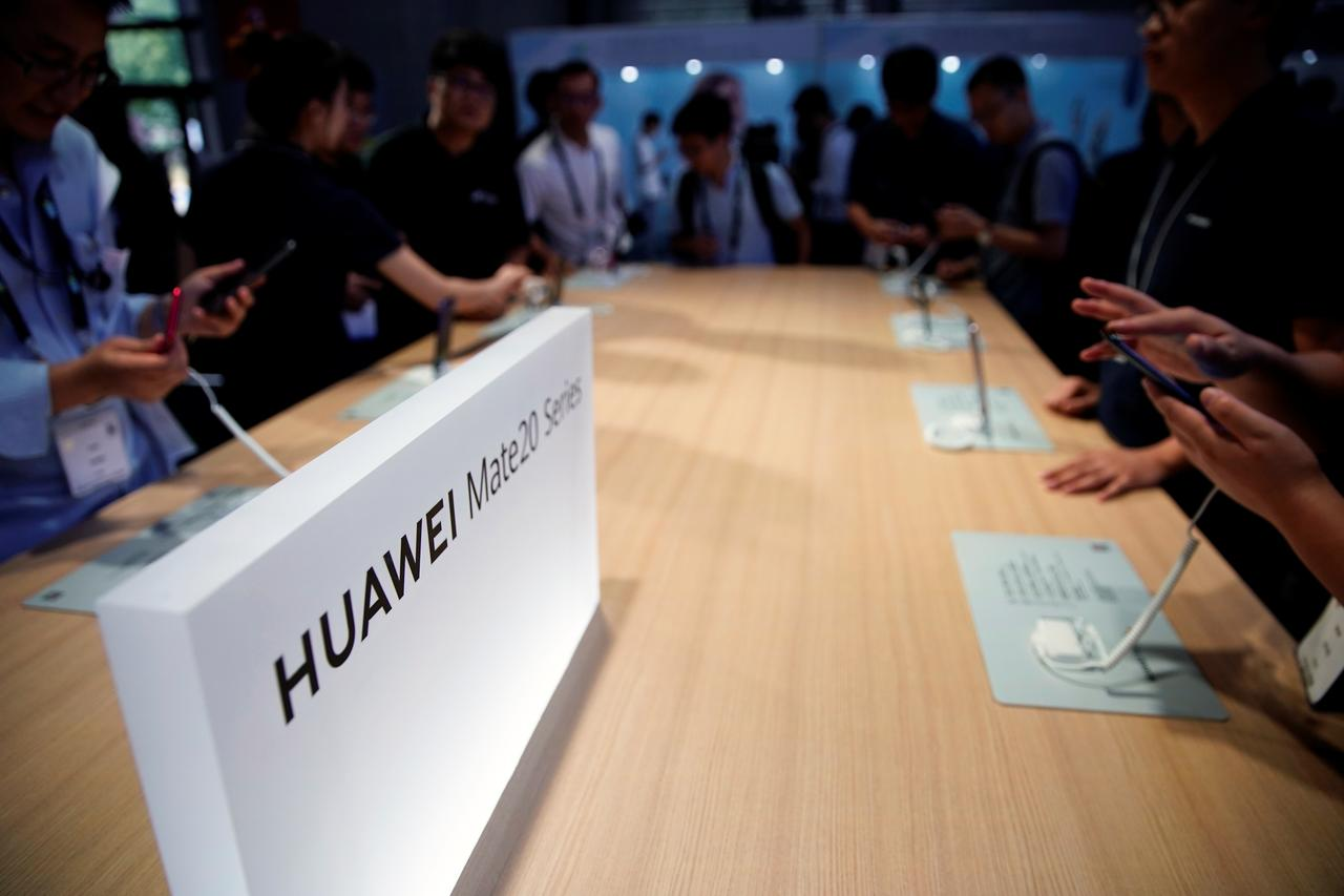 UK tells telecom firms to be cautious over Huawei after U S