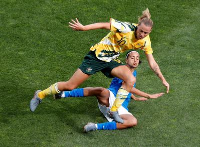 Women's World Cup: Day 7