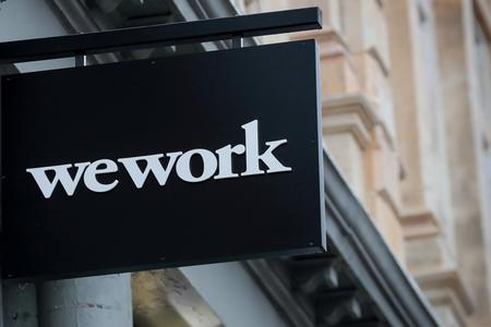 WeWork considers $1.9 bln offer for 70% Indian affiliate stake -Bloomberg