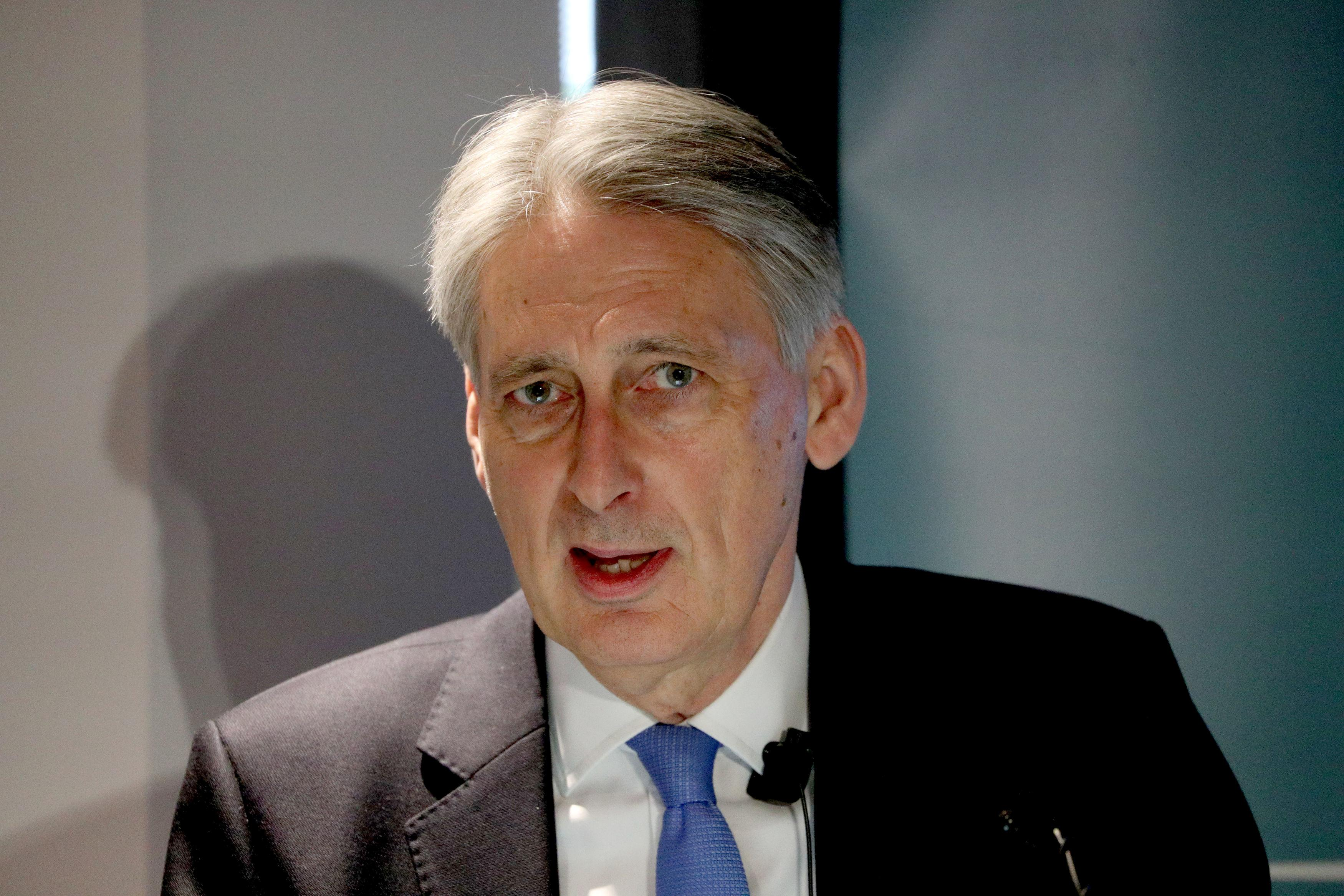 UK hopes Trump and Xi can ease trade tensions at G20 summit: Hammond