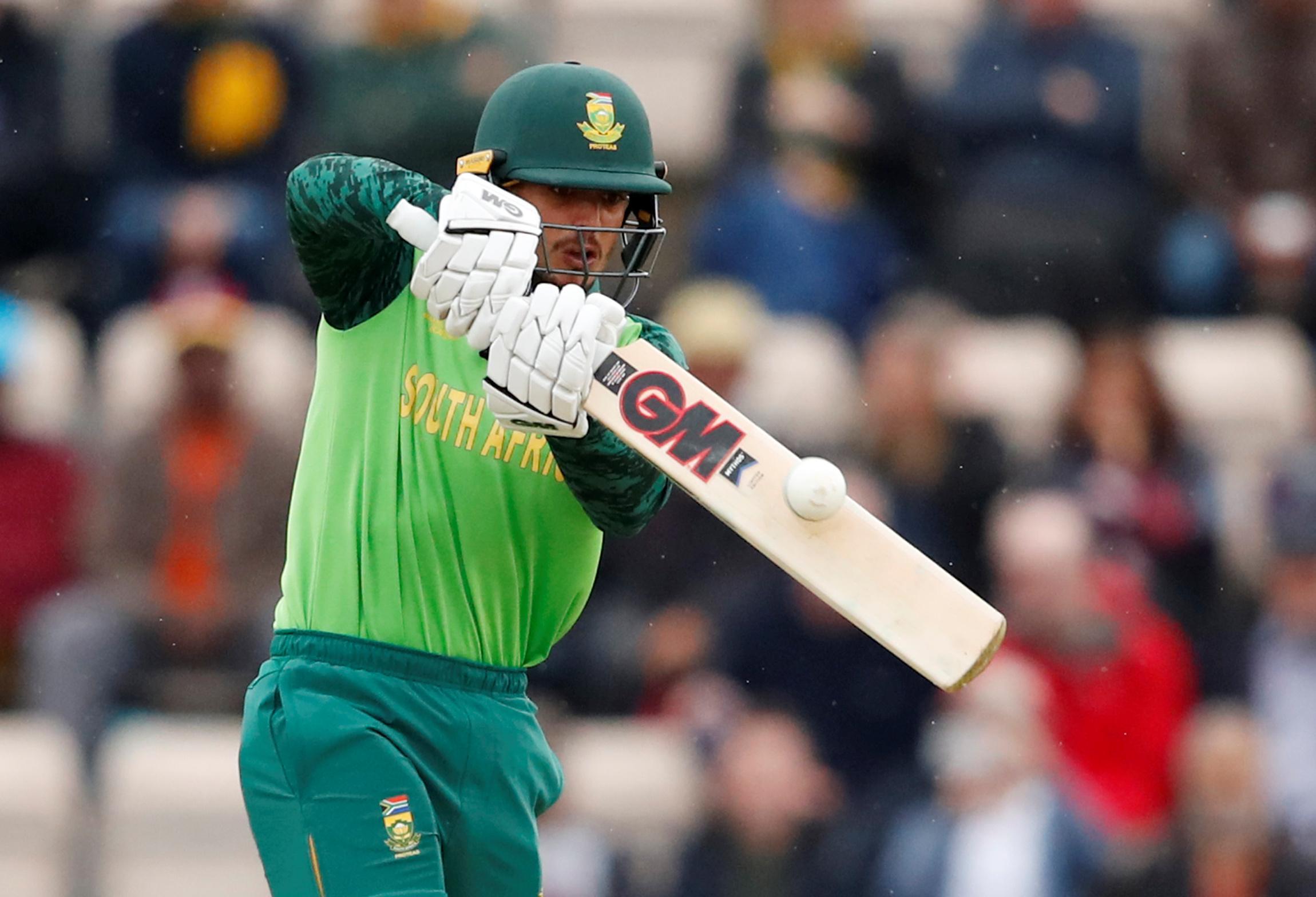 South Africa confident ahead of New Zealand 'quarter-final' - De Kock