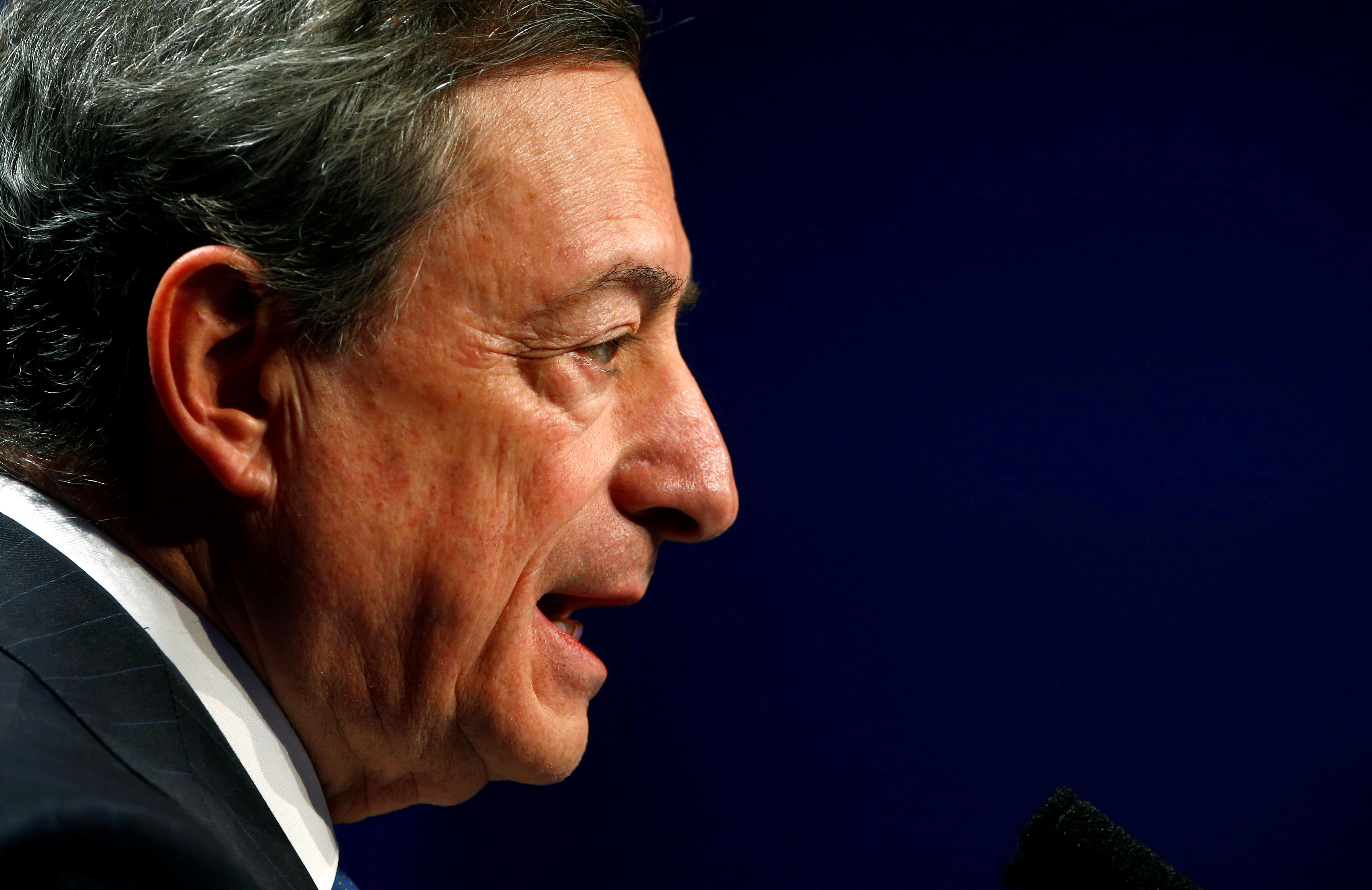 Draghi may just have tied hands of successor