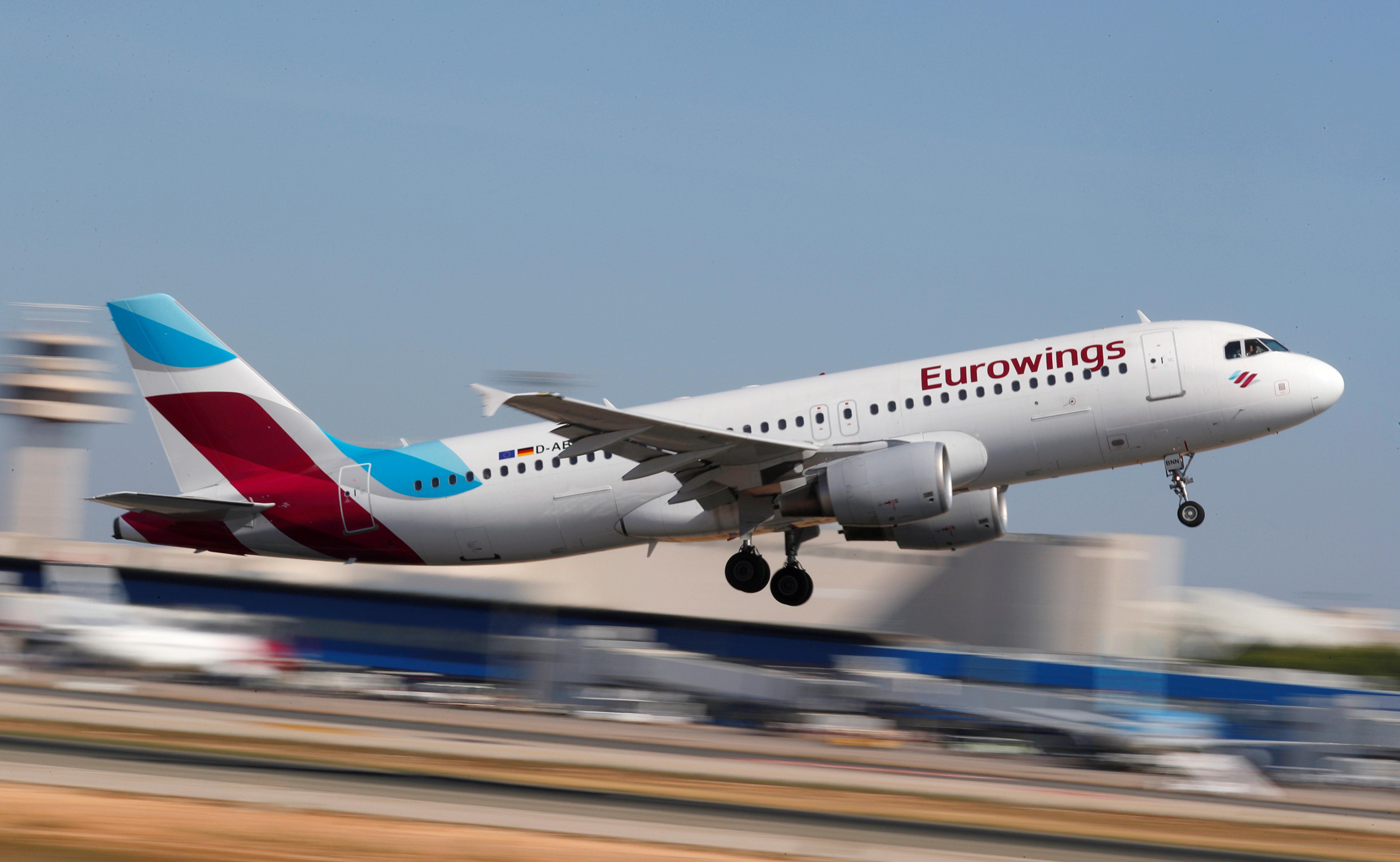 German union threatens Lufthansa's Eurowings with strikes