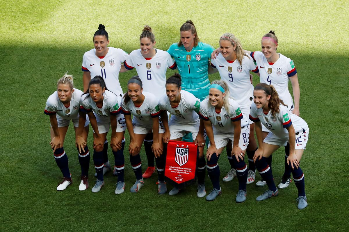 U.S. Soccer agrees to mediation with women's team over pay, gender discrimination: WSJ