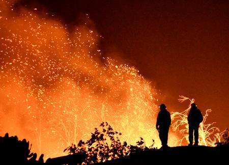 California governor proposes a $21 billion wildfire fund