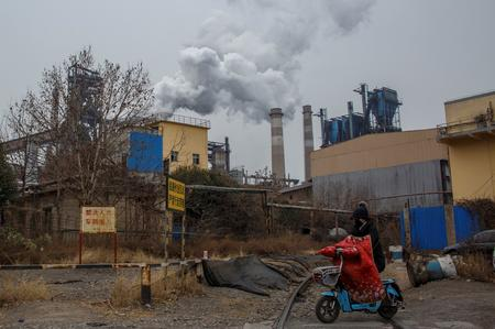 China needs nearly $440 billion to clean up rural environment: report
