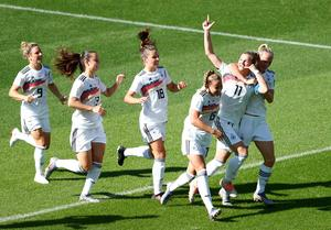 Women's World Cup: Germany 3 - Nigeria 0