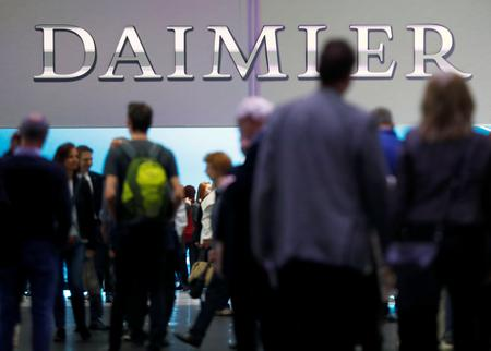 Daimler slumps as diesel (gasoil) costs wipe out profit growth