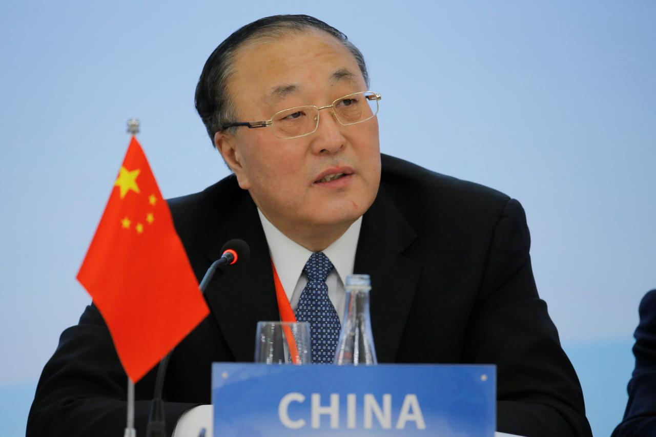 Image result for China will not allow G20 to discuss Hong Kong, says foreign minister