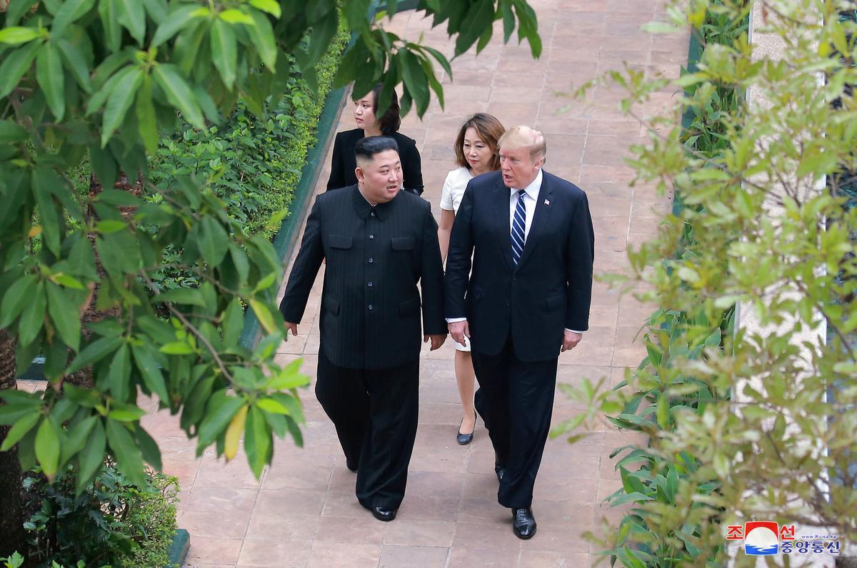 Trump says he sent North Korea's Kim friendly letter