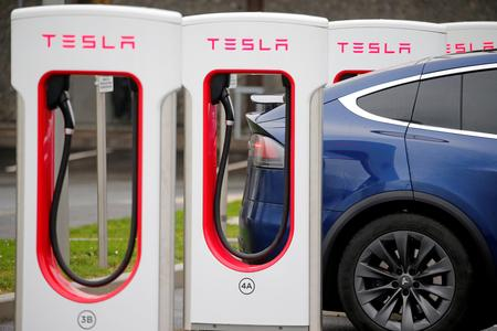 U.S. waives tariffs on Japanese aluminum for Tesla battery cells