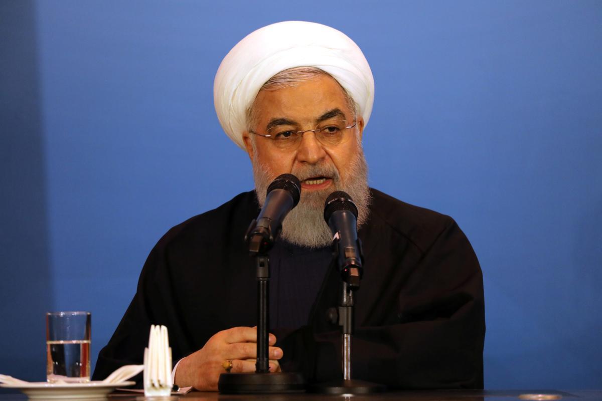 Iran dismisses new U.S. sanctions, calls White House 'retarded'
