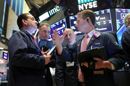 Tech boost, trade optimism lead Wall Street higher