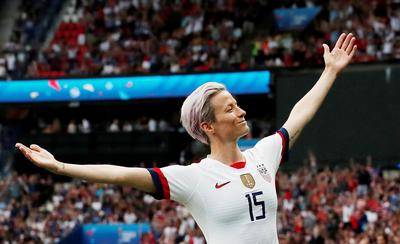 Women's World Cup: France 1 - USA 2