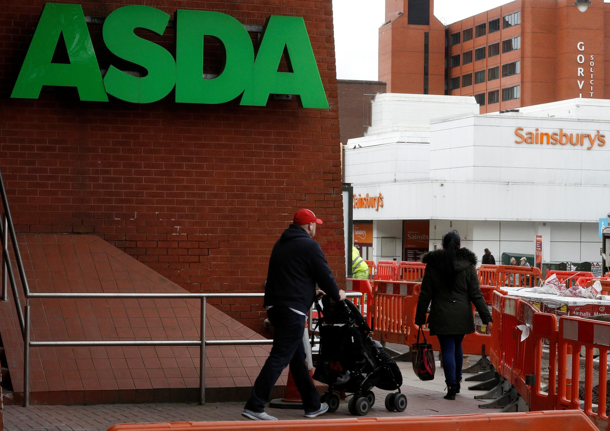 Asda boss sees two-three year horizon for possible IPO