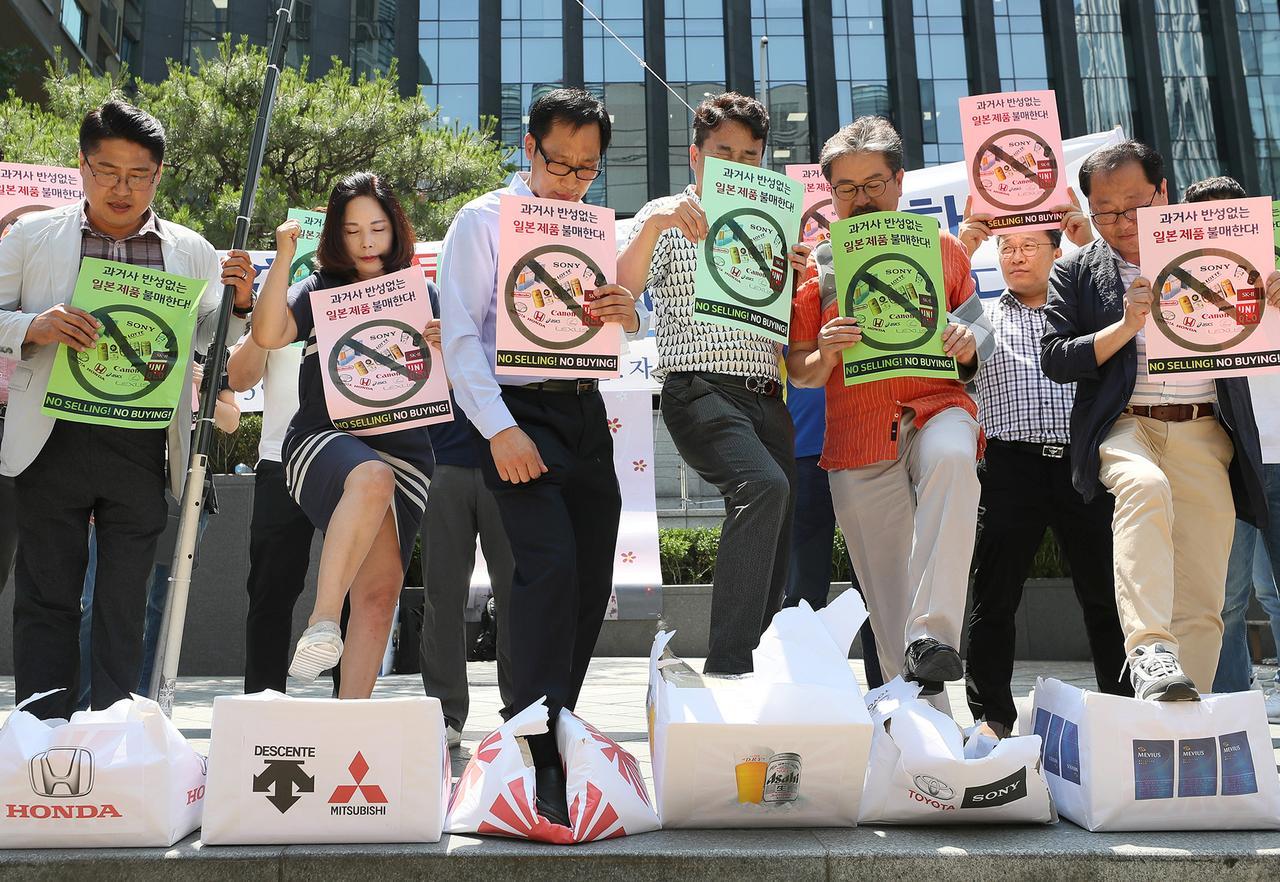 韓国で「日本ボイコット」の動き、元徴用工問題や輸出規制発動で ...